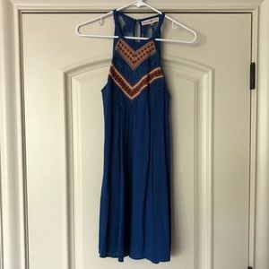 Blue Altar'd State Sundress